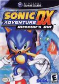 Sonic Adventure DX (Director's Cut) GameCube Front Cover