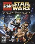 LEGO Star Wars: The Complete Saga PlayStation 3 Front Cover