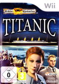 Hidden Mysteries: Titanic - Secrets of the Fateful Voyage Wii Front Cover