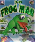 3-D Frog Man Windows Front Cover