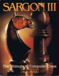 Sargon III Commodore 64 Front Cover