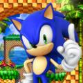 Sonic the Hedgehog 4: Episode I Android Front Cover
