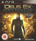 Deus Ex: Human Revolution (Limited Edition) PlayStation 3 Front Cover