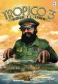 Tropico 3: Gold Edition Macintosh Front Cover