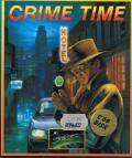 Crime Time Commodore 64 Front Cover