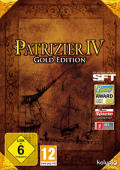 Patrician IV: Gold Edition Windows Front Cover