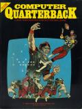 Computer Quarterback Apple II Front Cover
