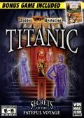 Hidden Mysteries: Titanic - Secrets of the Fateful Voyage Macintosh Front Cover