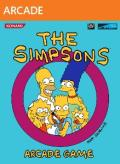 The Simpsons Xbox 360 Front Cover