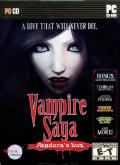 Vampire Saga: Pandora's Box Windows Front Cover