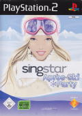 SingStar: Après-Ski Party PlayStation 2 Front Cover