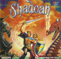 Kingdom II: Shadoan CD-i Front Cover