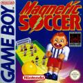 Magnetic Soccer Game Boy Front Cover