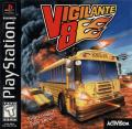 Vigilante 8 PlayStation Front Cover