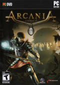 ArcaniA: Gothic 4 Windows Front Cover