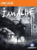 I Am Alive Xbox 360 Front Cover