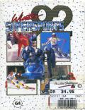 Winter Supersports 92 Commodore 64 Front Cover