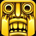 Temple Run iPad Front Cover