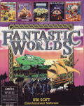 Fantastic Worlds Amiga Front Cover