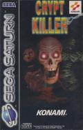 Crypt Killer SEGA Saturn Front Cover