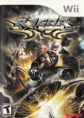 Rygar: The Legendary Adventure Wii Front Cover