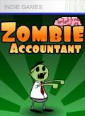 Zombie Accountant Xbox 360 Front Cover 1st version