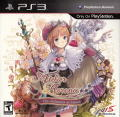 Atelier Rorona: The Alchemist of Arland (Limited Edition) PlayStation 3 Front Cover