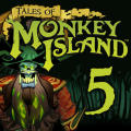 Tales of Monkey Island: Chapter 5 - Rise of the Pirate God iPhone Front Cover