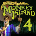 Tales of Monkey Island: Chapter 4 - The Trial and Execution of Guybrush Threepwood iPhone Front Cover
