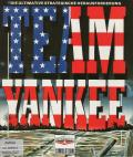 Team Yankee Amiga Front Cover