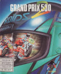 Grand Prix 500 2 DOS Front Cover