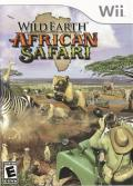 Wild Earth: African Safari Wii Front Cover