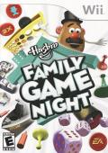 Hasbro Family Game Night Wii Front Cover
