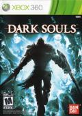 Dark Souls Xbox 360 Front Cover