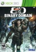 Binary Domain Xbox 360 Front Cover