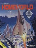 Gateway II: Homeworld DOS Front Cover