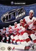 NHL Hitz Pro GameCube Front Cover