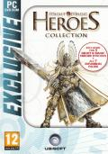 Might & Magic: Heroes Collection Windows Front Cover