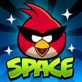 Angry Birds: Space iPhone Front Cover