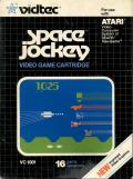 Space Jockey Atari 2600 Front Cover