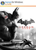 Batman: Arkham City Windows Front Cover