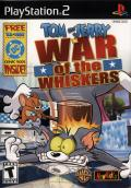 Tom and Jerry in War of the Whiskers PlayStation 2 Front Cover