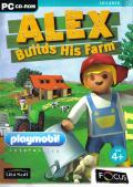 Alex Builds His Farm Windows Front Cover