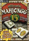 Ultimate Mahjongg 15 Windows Front Cover