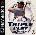 Triple Play Baseball PlayStation Front Cover
