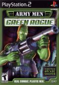 Army Men: Green Rogue PlayStation 2 Front Cover