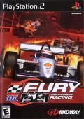 CART Fury: Championship Racing PlayStation 2 Front Cover