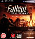 Fallout: New Vegas - Ultimate Edition PlayStation 3 Front Cover