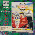 Continental Circus Amiga Front Cover