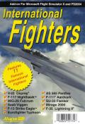 International Fighters Windows Front Cover